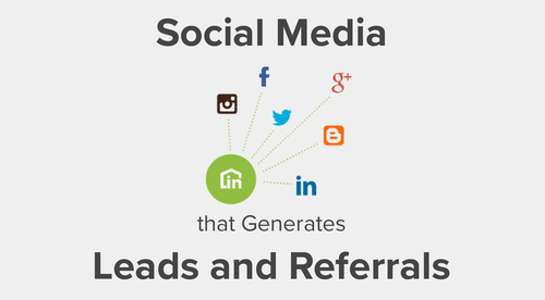 A Simple Social Media Posting Protocol That Generates Leads & Referrals