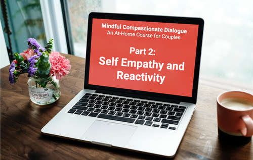 Part 2: Self Empathy and Reactivity for Couples