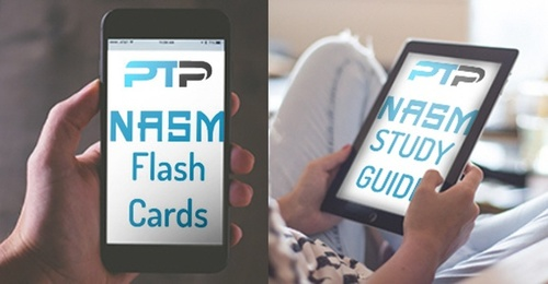NASM CPT Study Guide 6th edtition + Flashcard System 2019