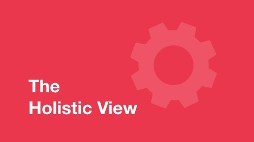 ⚙️ 1. The Holistic View