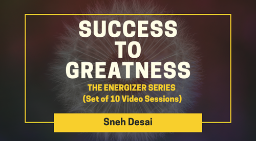 Success to Greatness