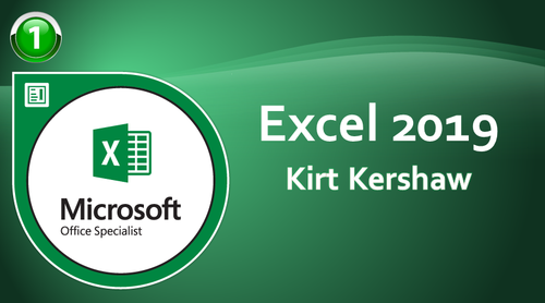 Excel 2019 Level 1 - Beginner