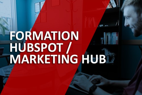Formation HubSpot | Marketing Hub