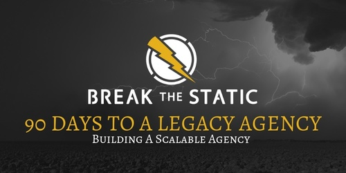 90 Days to a Legacy Agency