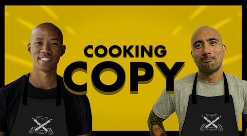 Cooking Copy