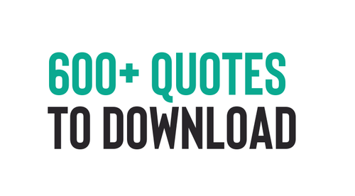 600+ Quotes for your Social Media Platforms