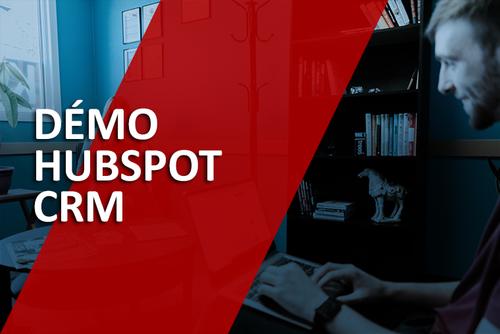 Démo HubSpot CRM