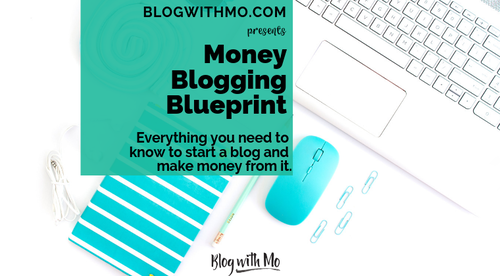 Money Blogging Blueprint