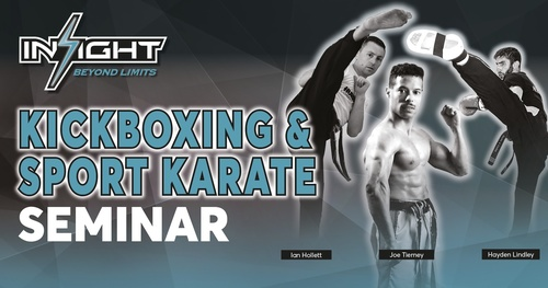 Kickboxing & Sport Karate Seminar Registration