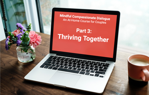 Part 3: Thriving Together for Couples