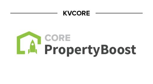 kvCORE PropertyBoost