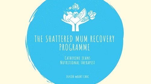 The Shattered Mum Recovery Programme Waiting List