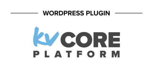 kvCORE Wordpress Plugin