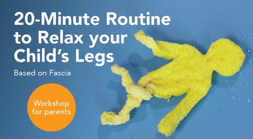 20-Minute Routine to Relax your Child's Legs