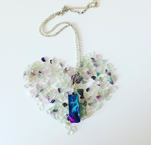 Alcohol Ink and Resin Jewelry for A Beginner