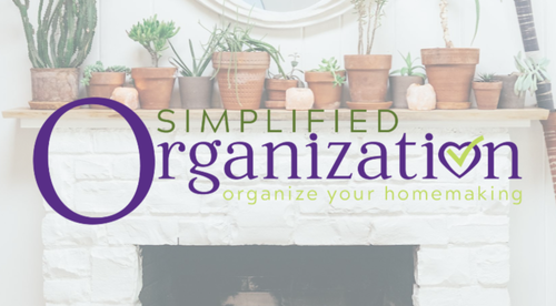 Simplified Organization: Streamline Your Homemaking