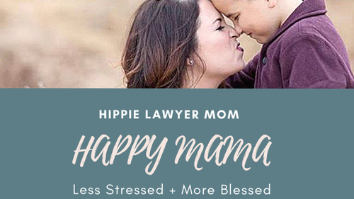 Happy Mama - Less Stressed + More Blessed