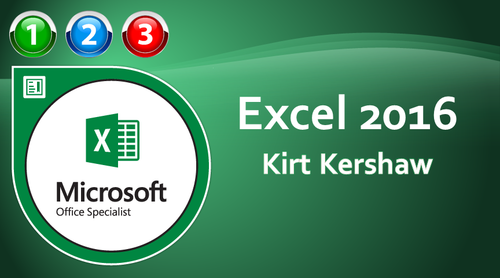Excel 2016 Beginner to Advanced