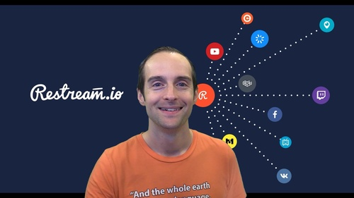 Go Live Everywhere with Restream!