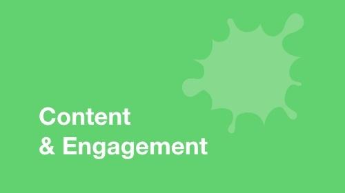 🧩 6. Content & Engagement