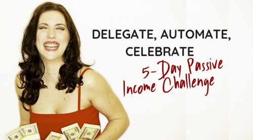 Delegate, Automate, Celebrate 5-Day Challenge