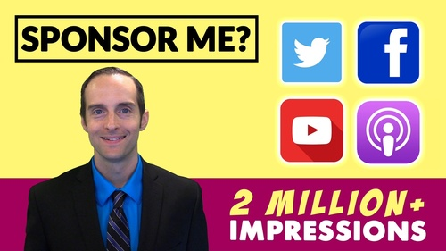 Sponsor a Video with Jerry Banfield on YouTube, Facebook, Twitter, LinkedIn, and Instagram for Influencer Marketing!