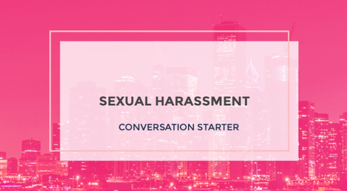 Sexual Harassment Module