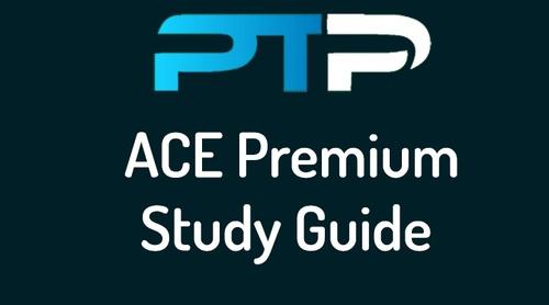 ACE CPT Premium Study Guide