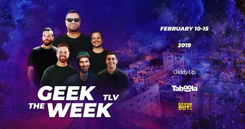 Geekweek TLV Replay