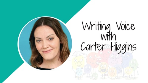 INTENSIVE: Writing Voice with Carter Higgins - Feb 2019