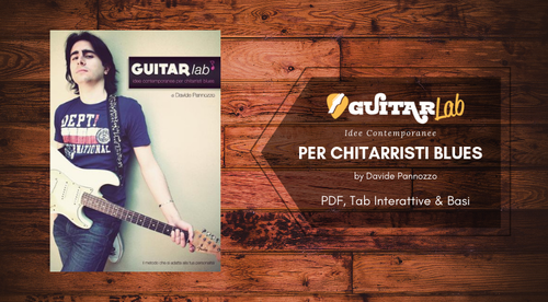 GUITARlab - Idee contemporanee per chitarristi blues