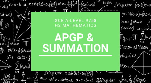 APGP and Summation