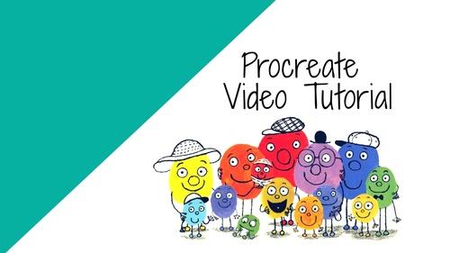 BONUS: Procreate Video Tutorial