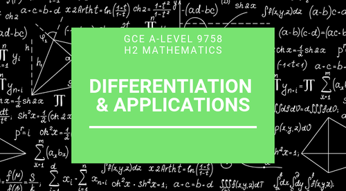 Differentiation Techniques and its Applications