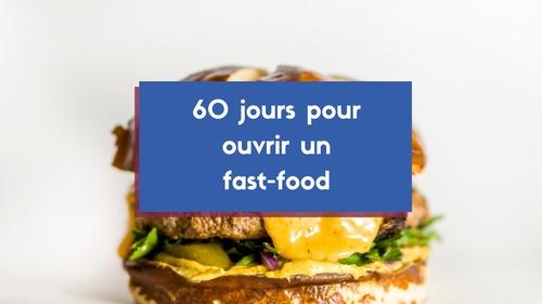 La METHODE BYCONCEPT pour ouvrir un fast-food