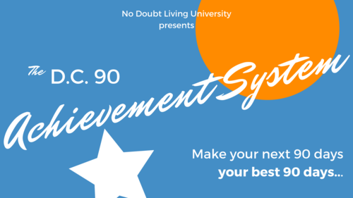 DC 90 Achievement System