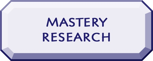 Research [2 of 9] - Business Mastery
