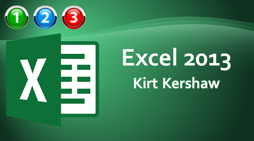 Excel 2013 Beginner to Advanced