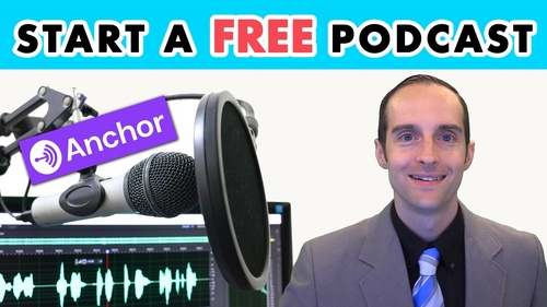 Podcasting on Anchor.fm: Free Hosting with Sponsorships!