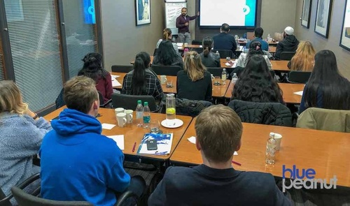 Blue Peanut UCAT/UKCAT Day Course Support