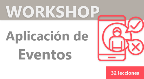 Workshop: App de eventos
