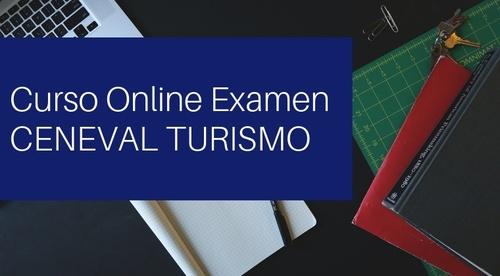 Preparación examen CENEVAL turismo