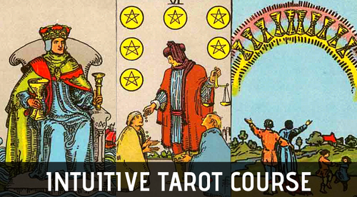 INTUITIVE TAROT COURSE