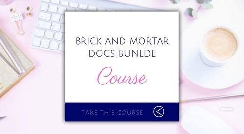 Brick & Mortar Docs Bundle
