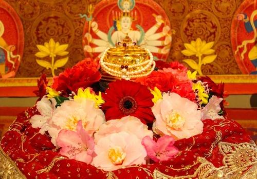 The Goddess & the Śrī   Chakra Practice