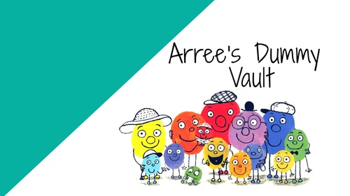 BONUS: Arree's Dummy Vault