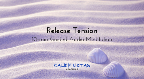 Release Tension - Audio Meditation