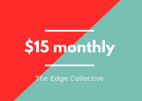 Collective Membership $15/month