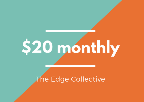Collective Membership $20/month