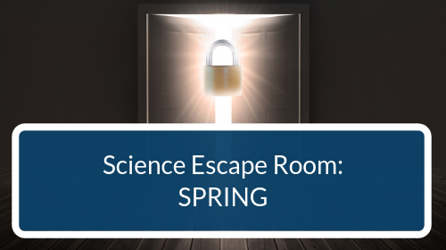 Spring Season 1 Escape Room
